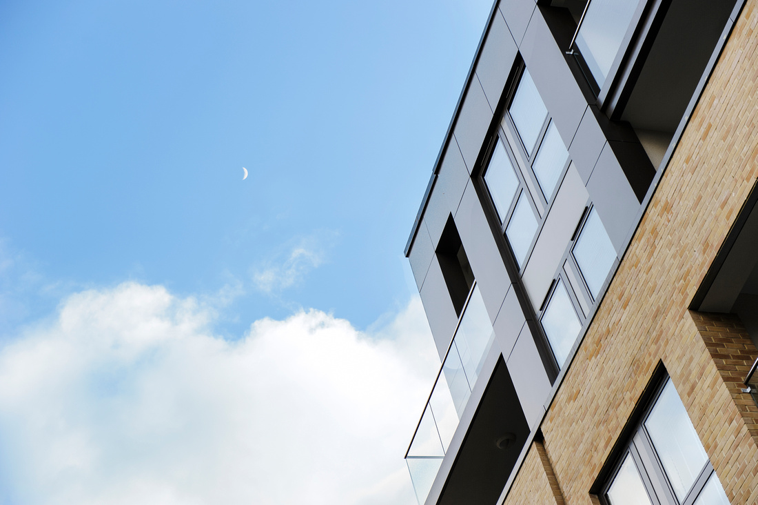 Architecture photography in London